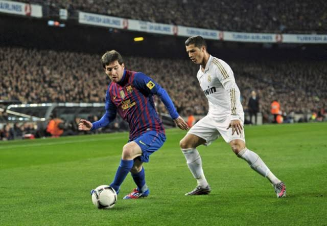 Ronaldo dan Lionel Messi Berpeluang Bertemu di final Liga Champions