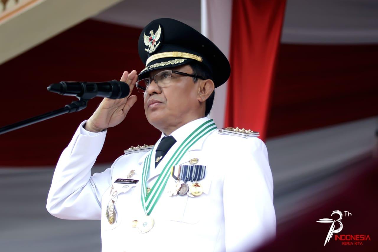 Sumbang Banyak Hotspot di Riau, Ini Tanggapan HM Wardan
