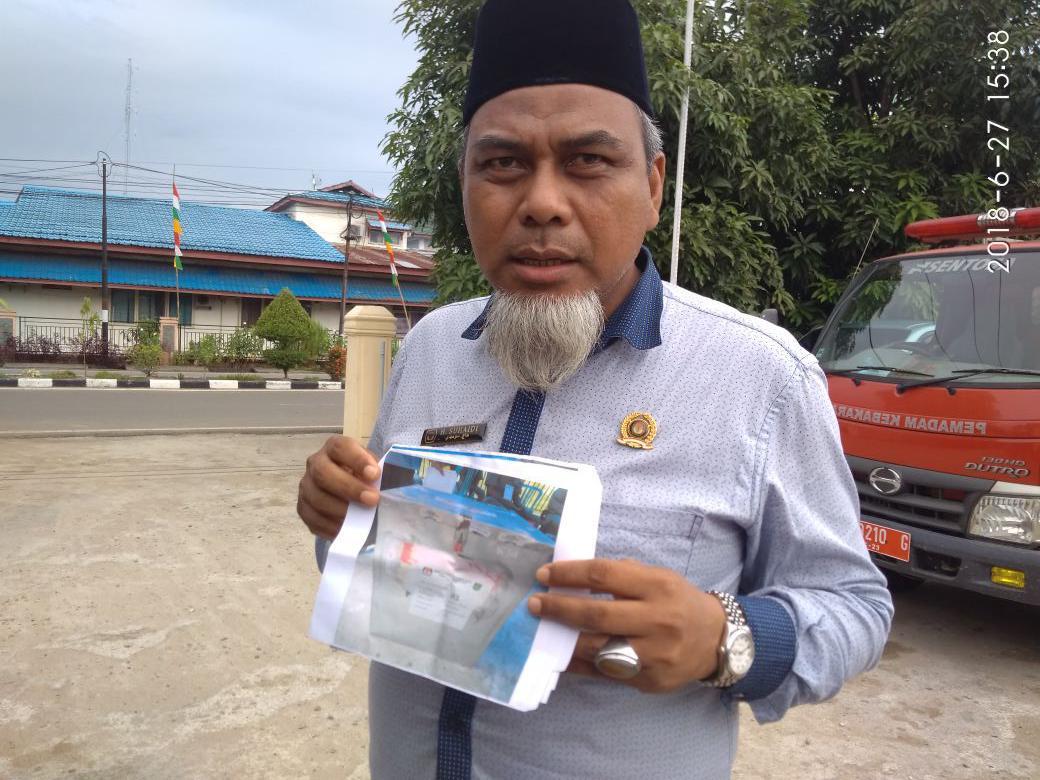 Kejadian di TPS Sungai Piyai, Ketua KPU Inhil Sebut Kerjaan Mahluk Halus