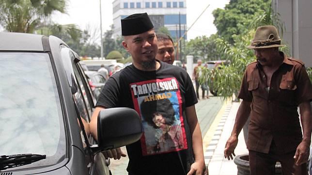 Terancam 6 Tahun Penjara, Ini Kata Ahmad Dhani