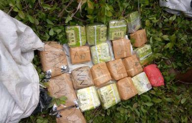 Dor! Jaringan Narkoba Ibrahim Hongkong Tewas Ditembak Mati BNN