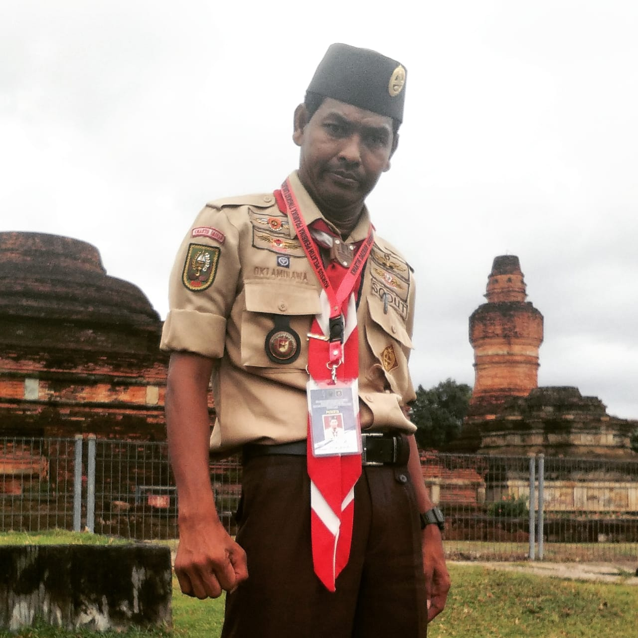 Oki Aminawa, PLB Pertama di Riau yang Menyandang Gelar Pelatih Lulusan KPL