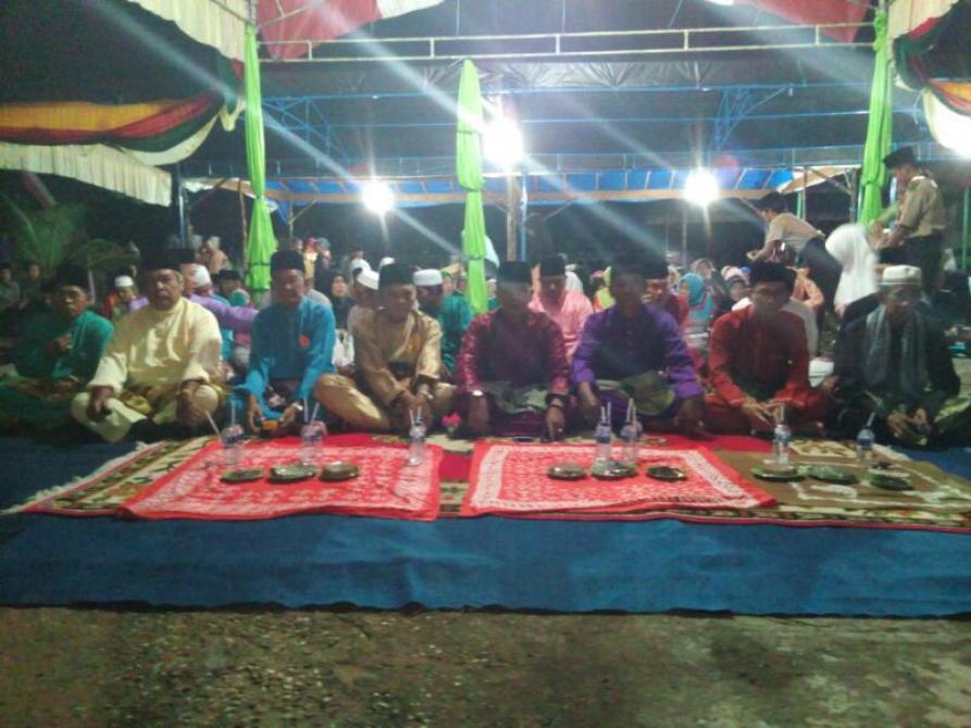 Khairiah Mandah Jadi Kelurahan Pertama yang Gelar MTQ 2017 di Kecamatan Mandah