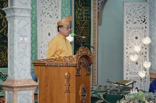Bupati Inhil Buka STQ Tahun 2021 Tingkat Kecamatan Tembilahan
