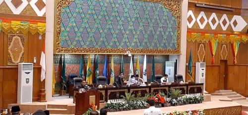 DPRD Riau Minta Pemprov Tunda Peminjaman Dana Senilai Rp4,4 Triliun Tahun Depan