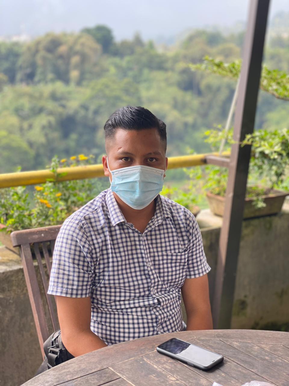 Dahri Iskandar, Anak Muda yang Siap Ramaikan Bursa Pilkades Serentak di Inhil