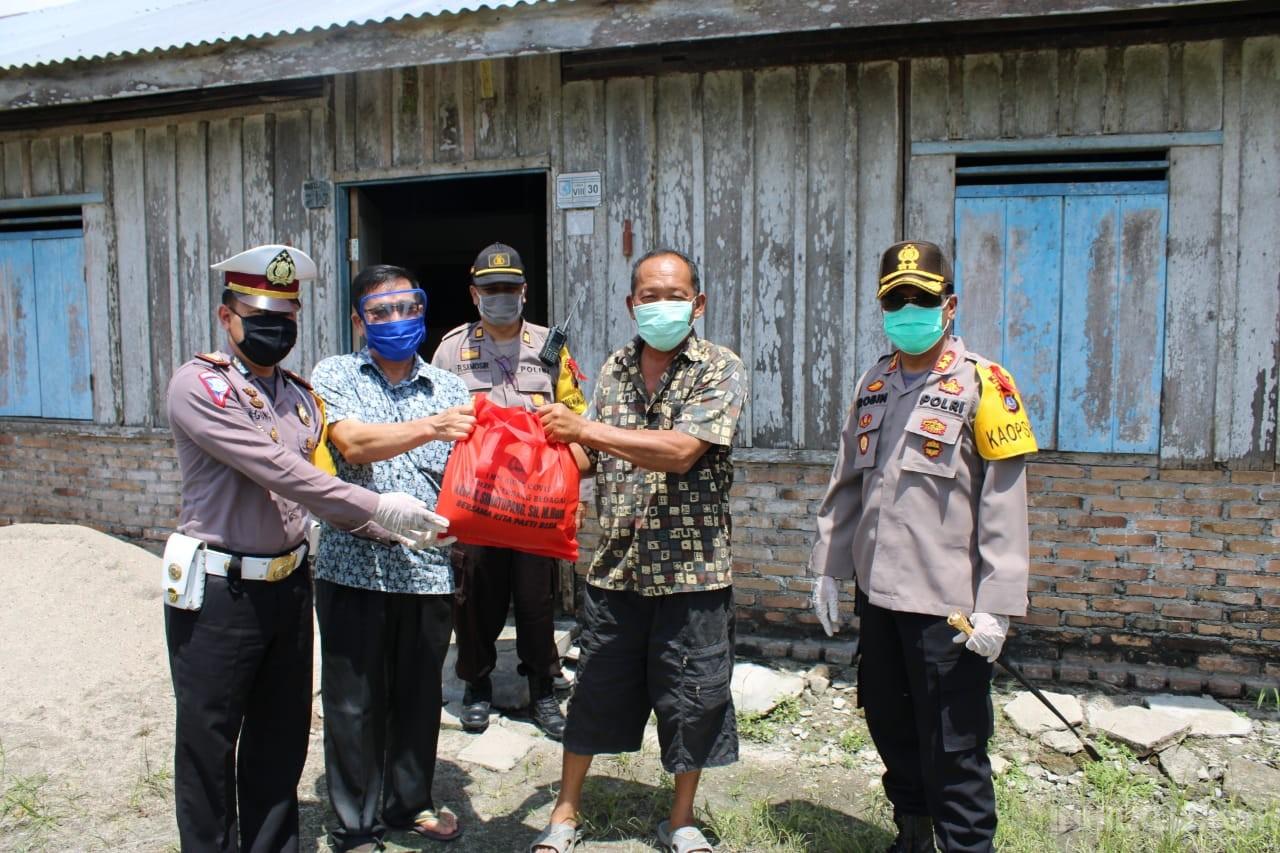 Ketua INTI Sergai Apresiasi Kapolres AKBP Robin Simatupang