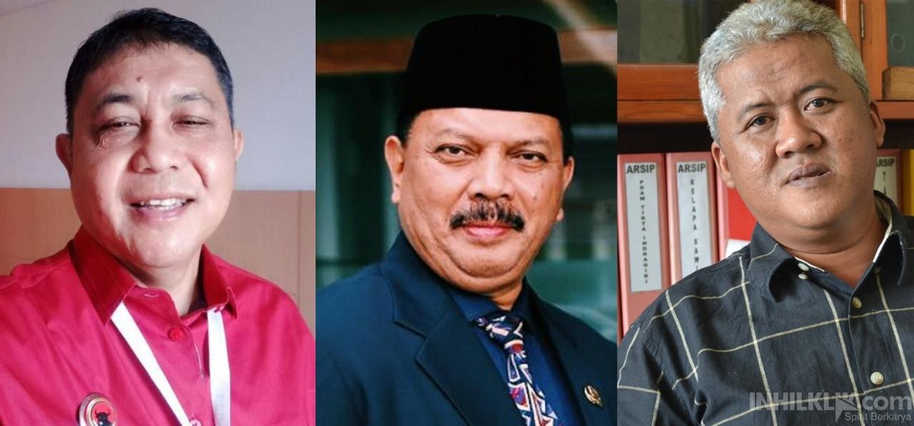 Tanggapi Isu Pergantian Sekda Inhil, Maryanto dan Edy Sindrang Beda Pendapat