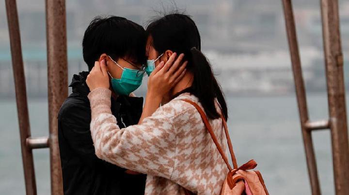 Data WHO: Kasus Baru Virus Corona Naik di Hari Valentine
