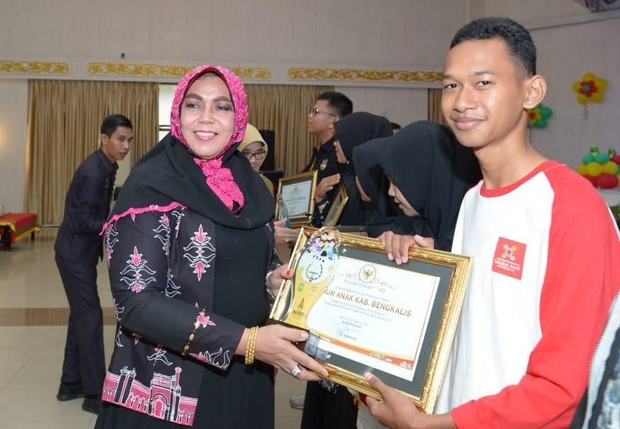 Budak Bukit Batu Terpilih Sebagai Delegasi Pemuda Mendunia 2019 di Malaysia