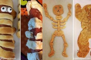 Foto-Foto Kue Halloween Gagal, Bukan Seram tapi Malah Lucu