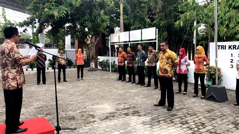 """Peringati Hari Anti Korupsi International Kejari Kepulauan Selayar """"Tekankan Penegakan Keadilan"""""""
