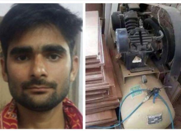 Pekerja Pabrik Tewas Setelah Temannya Bercanda Memasukkan Selang Kompresor ke Pantatnya