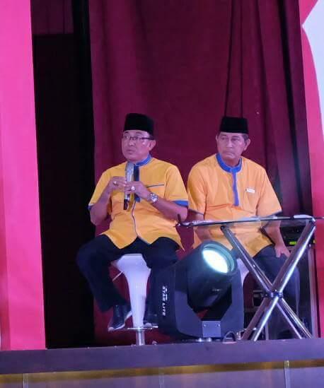 Wardan - SU Janjikan Penambahan Ekskavator di Setiap Kecamatan
