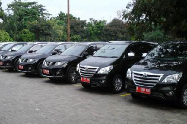 Pemprov Riau Segera Lelang 47 Mobil Dinas Tak Layak Operasi