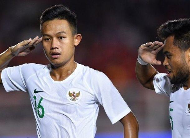 Timnas Indonesia U-22 Kalah 1-2 dari Vietnam