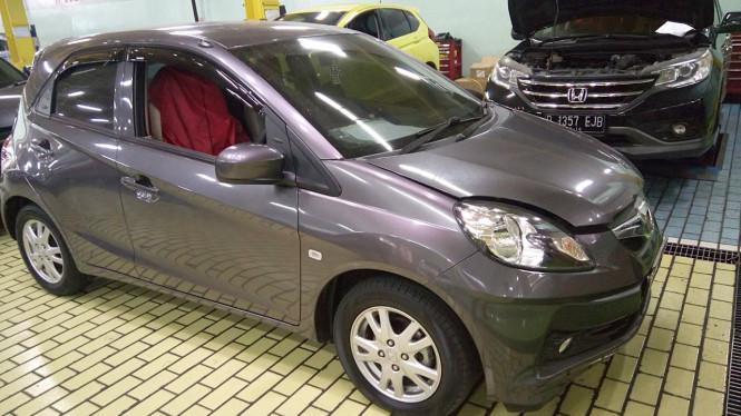 Mobil Honda yang Cacat Produksi Bisa Diperbaiki saat Mudik