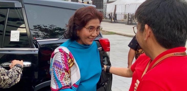 Susi Sentil Prabowo, Tidak Ada Negara Sahabat dalam Kejahatan Lintas Negara