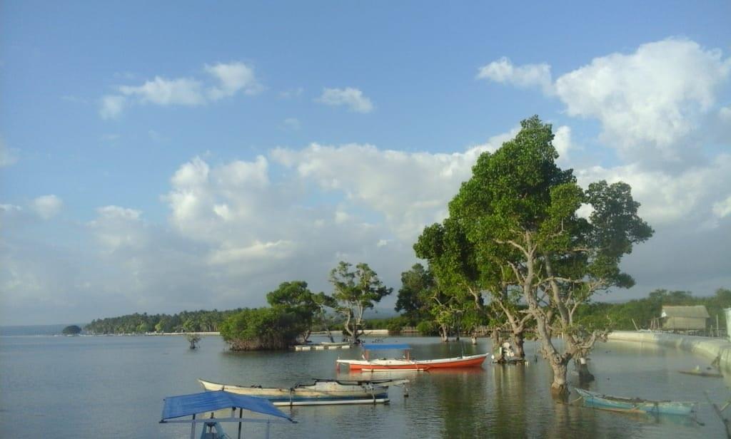 Pulau Eksotis di Sisi Sebelah Barat Kota Benteng Kabupaten Selayar