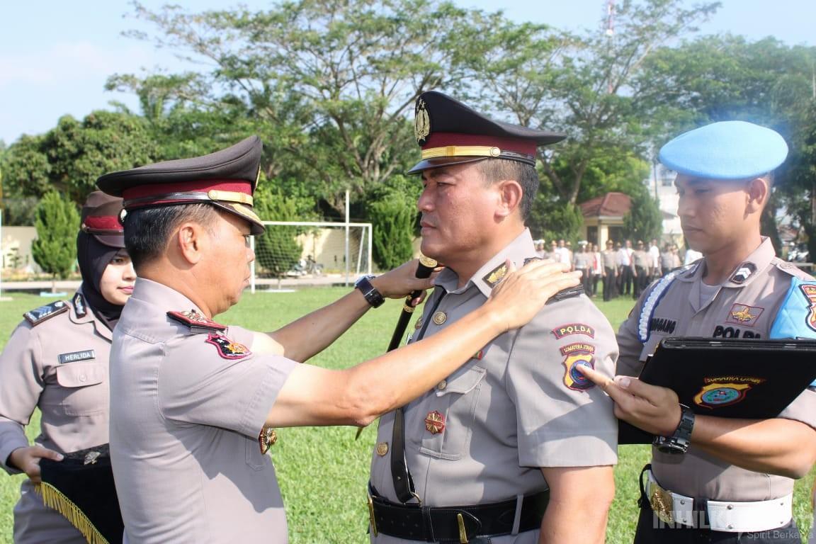 Ini Nama Kasat Reskrim Polres Sergai dan Kapolsek Tanjung Beringin yang baru?