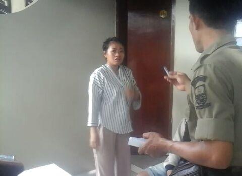 Wanita Cantik Ini Ngerayu Satpol PP Saat Kena Razia di Kamar Hotel, Ini Videonya...