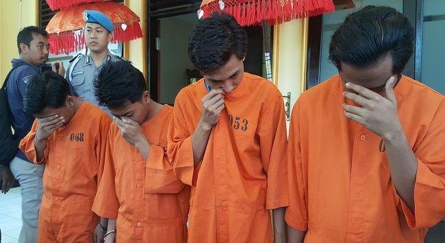 BIADAB!!! Empat Pemuda Perkosa Satu Siswi SMP, Ini Pelakunya