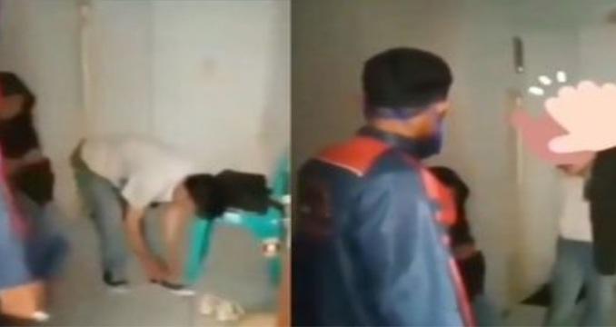 VIRAL...! Ayah Ini Gerebek Anak Gadisnya Lagi Berduan Bareng Pacar di Hotel