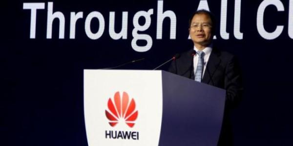 AS Masukkan Nama Brand China 'Huawei' ke Daftar Blacklist