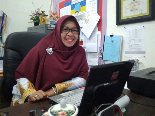 36 SMP Negeri di Pekanbaru Masih Menumpang Gelar UNBK
