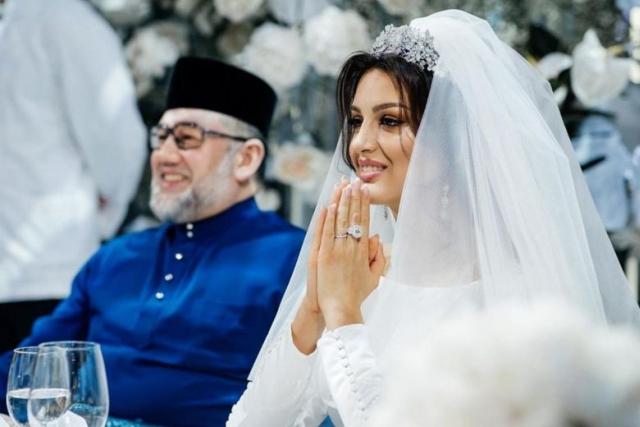 Bercerai dengan Ratu Kecantikan Rusia, Mantan Raja Malaysia Minta Sang Anak Dibesarkan Jadi Muslim