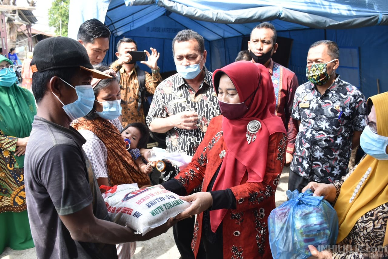 Dekranasda Kabupaten Sergai Salurkan Bantuan