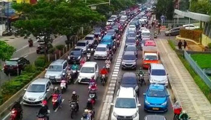 Satu Juta Unit Kendaraan di Riau Menunggak Pajak