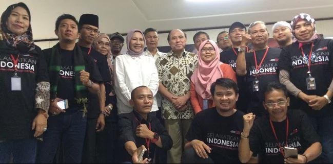 Ramalan Ratna Sarumpaet, Kalau sampai Prabowo-Sandiaga Kalah, Indonesia Hilang