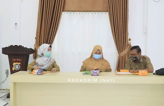 Zulaika Wardan Hadiri Pengukuran ITK-O Polda Riau