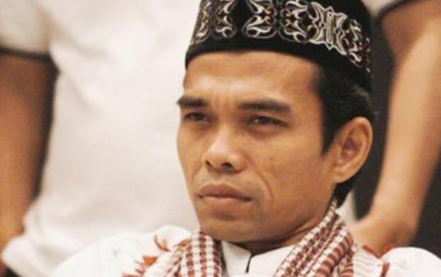 Ustaz Abdul Somad Bakal Jelaskan Video Salib ke MUI Sore Ini