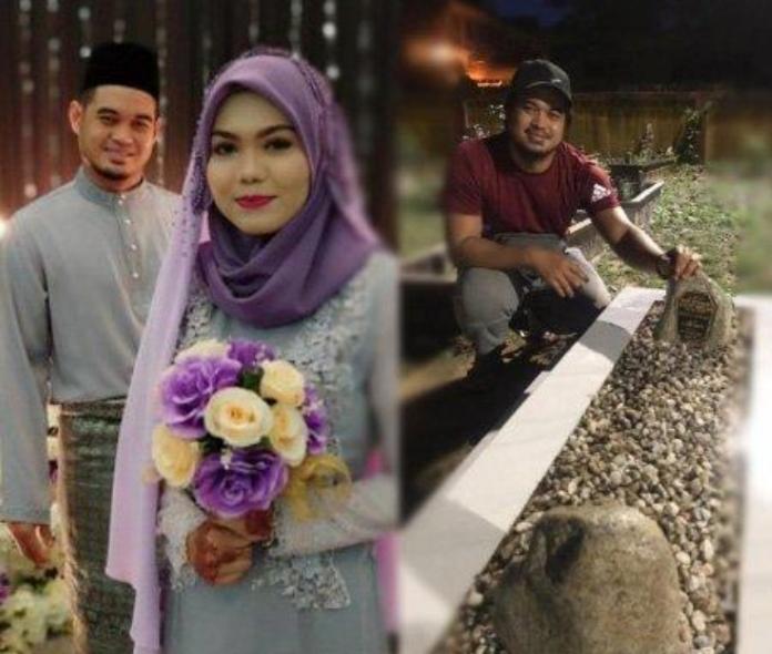 Kisah Sedih Duda Berusia 24 Tahun Yang Ditinggal Meninggal Sang Istri