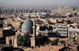 Baghdad, Kota 1001 Malam