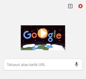 Semarakkan Hari Bumi Sedunia, Google Tampilkan Animasi Spesial di Halaman Terdepannya