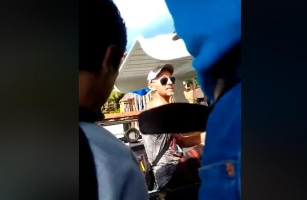 VIDEO: Bule tak Izinkan Rombongan DPRD Masuk Kawasan Aloyta Resort Mentawai