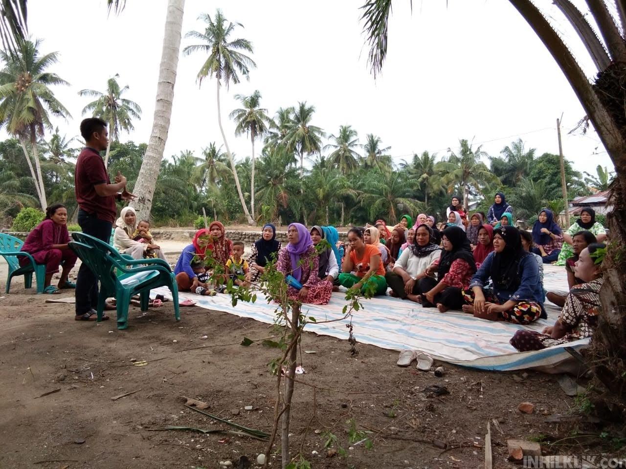 Masyarakat Kecamatan Bandar Khalipah Butuh Perubahan