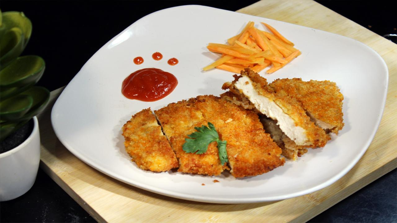 Resep Chicken Katsu Enak