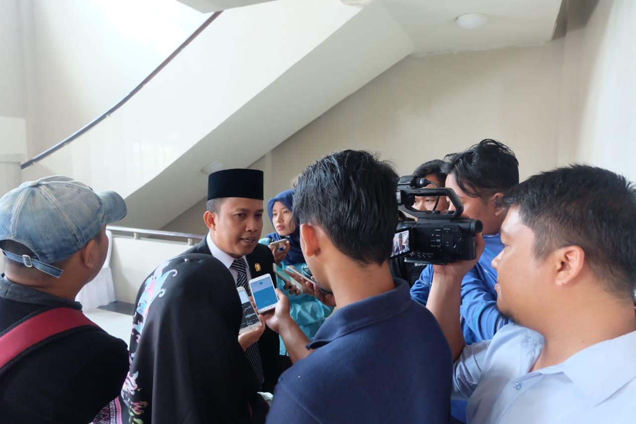 Ketua DPRD Inhil Sebut Belum Terima Surat PAW Musmulyadi