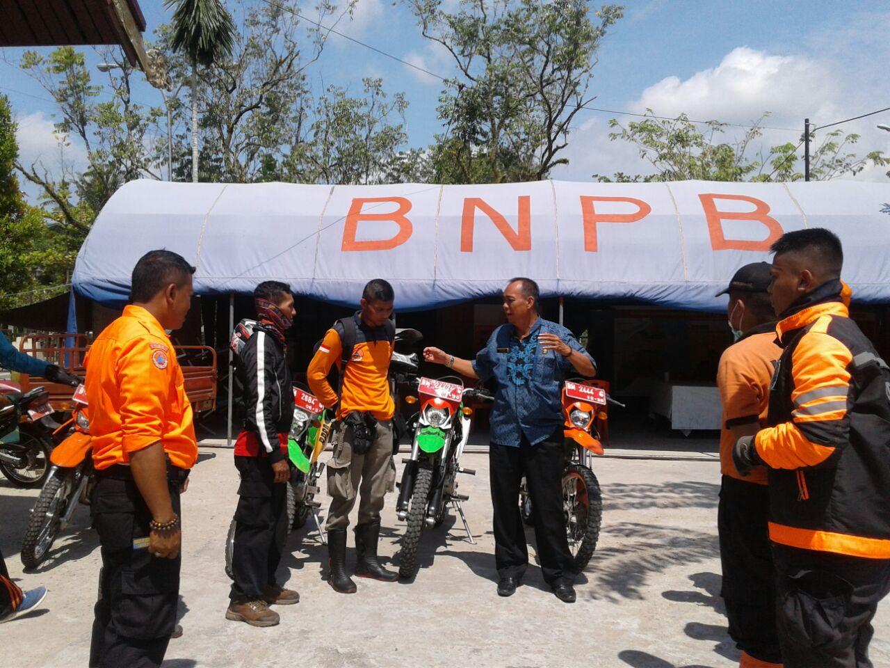 Pencarian Korban Tenggelam, BPBD Inhil Terjunkan Belasan Personel