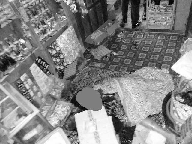 Begini Kronologis Pembunuhan di Jalan Karya, Pekan Arba Tembilahan