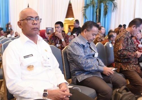 Tingkatkan Ketahanan Pangan, Pj Bupati Sebut Perlu Adanya Kemitraan antara Kementerian dan Pemkab Inhil