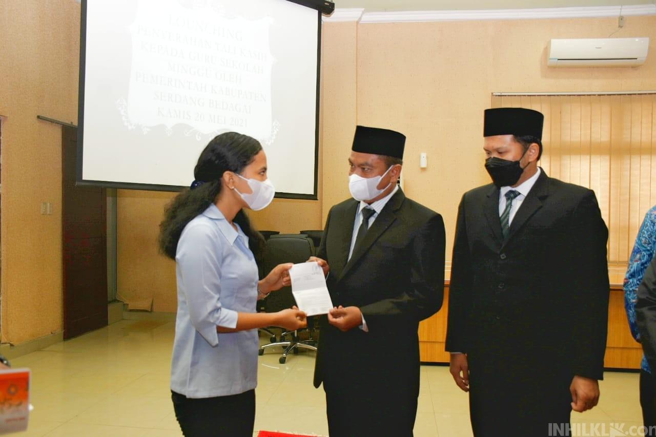 """Bupati Darma Wijaya: """"Jangan Beda-bedakan Dalam Memberikan Bantuan"""