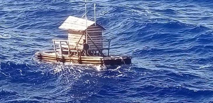 Terombang Ambing 49 Hari di Laut Hingga Terdampar di Jepang, Begini Cara Aldi Bertahan Hidup