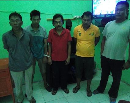 Tim BNN Pusat Amankan 30 Kg Sabu-sabu di Bagan Batu