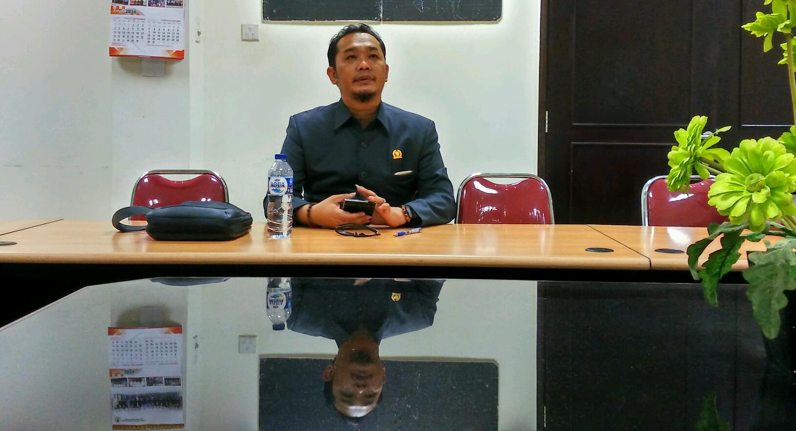 Terhadap Ranperda SRG, F-PKB DPRD Inhil Minta Pemkab Serius