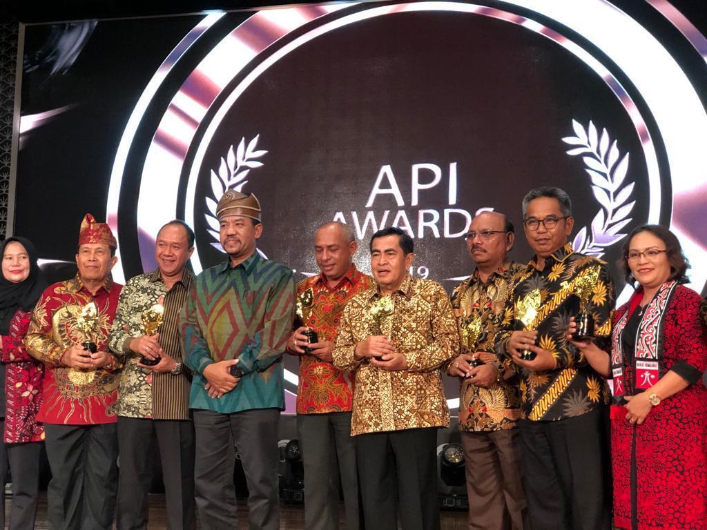 Sampan Leper Inhil Raih Anugerah Pesona Indonesia 2019